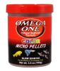 Omega One Micro Color Pellets 3.5oz.