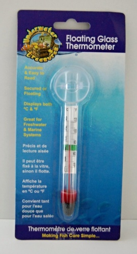 glass thermometer how to read