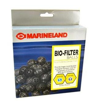 Marineland bio balls pictures to pin on pinterest pinsdaddy for Diy bio balls